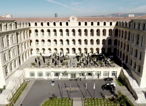 INTERCONTINENTAL MARSEILE
